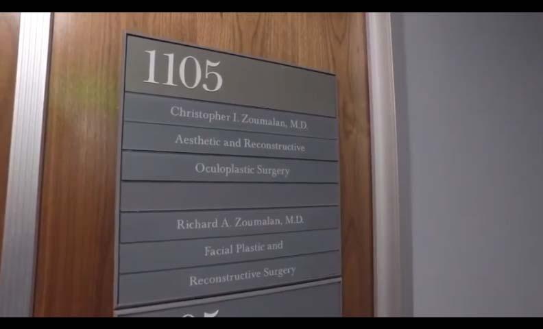 Dr. Zoumalan Office 9401 Wilshire Boulevard Suite 1105