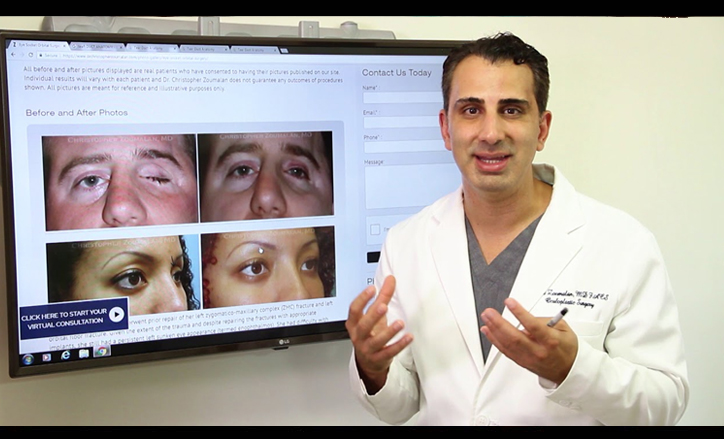 Enucleation/Evisceration Procedure - Click to see Video