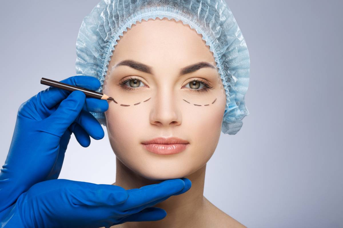 Best season for eyelid surgery.